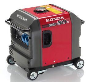 Gruppo elettrogeno generatore di corrente honda eu 30is 3 for Generatore di corrente lidl