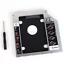 9-5-mm-2nd-SATA-SSD-HD-Hard-drive-Optical-Caddy-For-Lenovo-ideapad-320-330-520 thumbnail 1