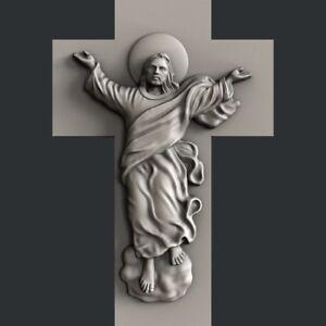 Aspire relief  prayer Artcam 3d STL models for CNC