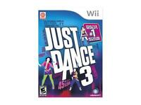 Just Dance 3 For Nintendo Wii on sale