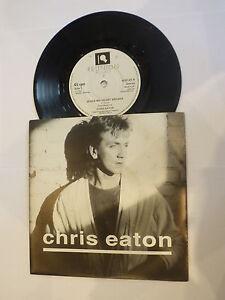 CHRIS-EATON-When-my-heart-breaks-Deleted-1986-UK-2-track-7-034-Single