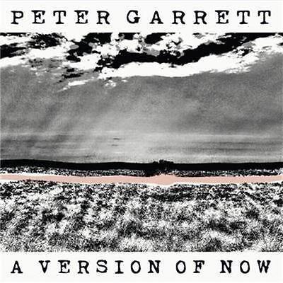 PETER GARRETT TODAY ONLY!!!!!!!!!!! A Version Of Now (Cardboard Digipak) CD NEW