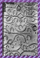 CPSM 89 - CHABLIS - Détail de la porte de l'eglise St-Martin