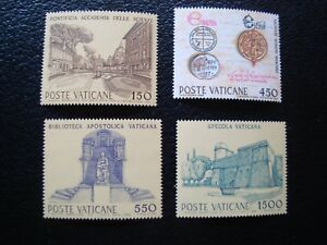 Vatican-Stamp-Yvert-and-Tellier-N-751-A-754-N-Z14-Stamp