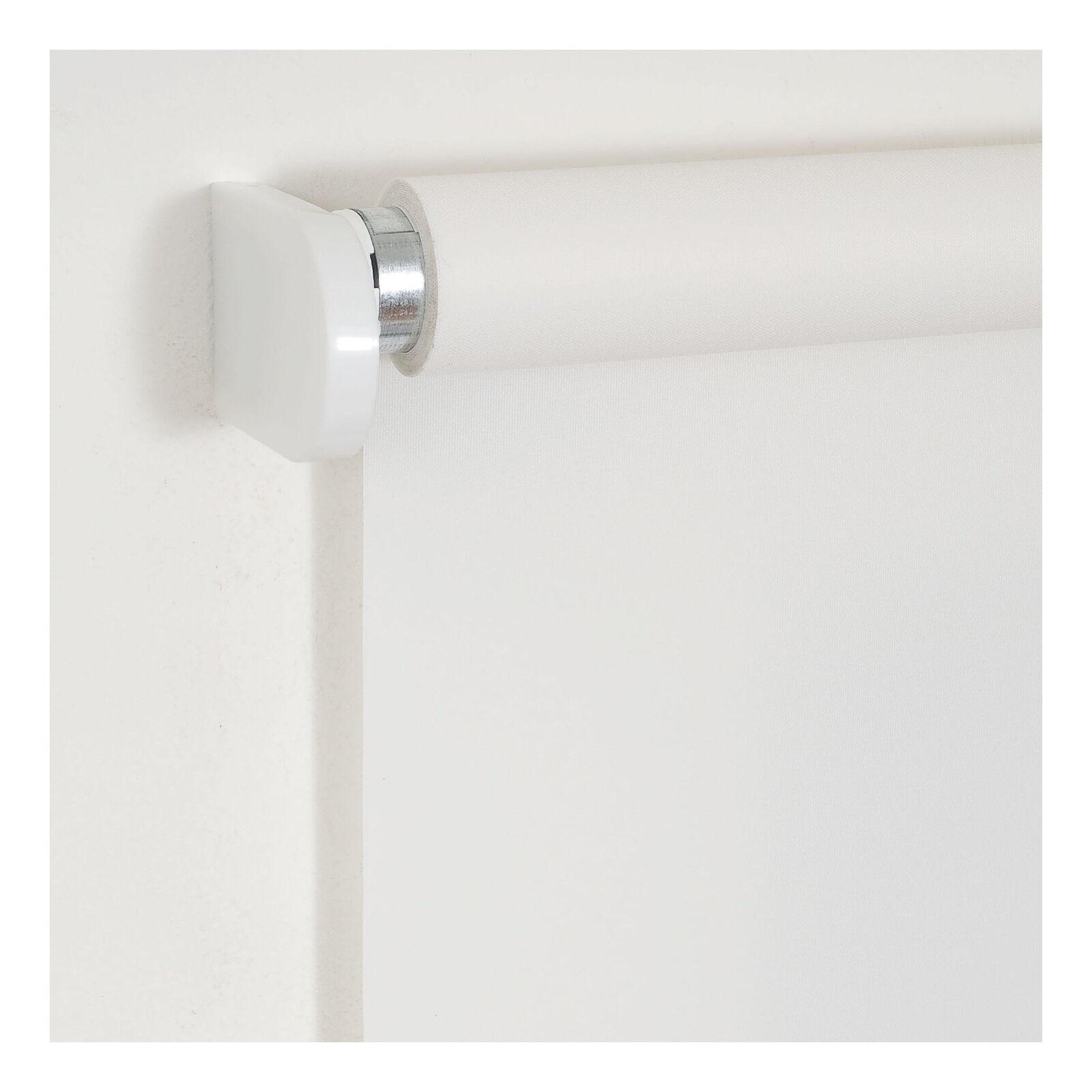 Schnapprollo Weiß Mittelzugrollo Tür Fensterrollo Sichtschutz Dekoration  | Bestellungen Sind Willkommen  | Vorzüglich  | Ausgezeichnetes Preis