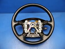 97-99 Mitsubishi 3000GT OEM steering wheel w/ switches STOCK factory #2 *