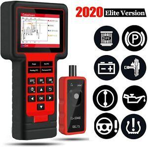 Thinkcar TS609 Escáner de Obd2 para la transmisión de motor ABS SRS herramienta de diagnóstico