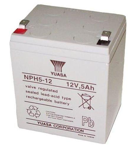 Yuasa NPH5-12 5Ah 12V Bleiakku Hochstrom Variante Variante Variante | Verschiedene aktuelle Designs  97c9ff