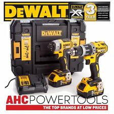 Dewalt DCK266P2T Combi Drill and Impact Driver XR 18V Brushless Kit (2 x 5.0ah)