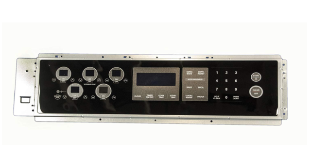 OEM 383EW1N006H LG Range Key Pad Support Assembly