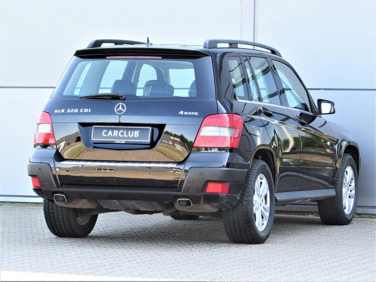 Mercedes GLK320 CDi aut. 4-M