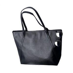 Womens-Ladies-Designer-Leather-Style-Tote-Bag-Shoulder-Handbag-Shopper-Large