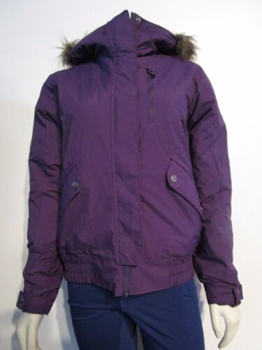 NWT Womens S-M-L Columbia Grinnell Glacier Bomber Insulated Ski Snow Jacket