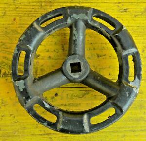 Aluminium-Handrad-Stellrad-Griff-Ventil-Heizung-Alurad