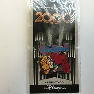 DS-Countdown-to-the-Millennium-Series-44-Sleeping-Beauty-Disney-Pin-706