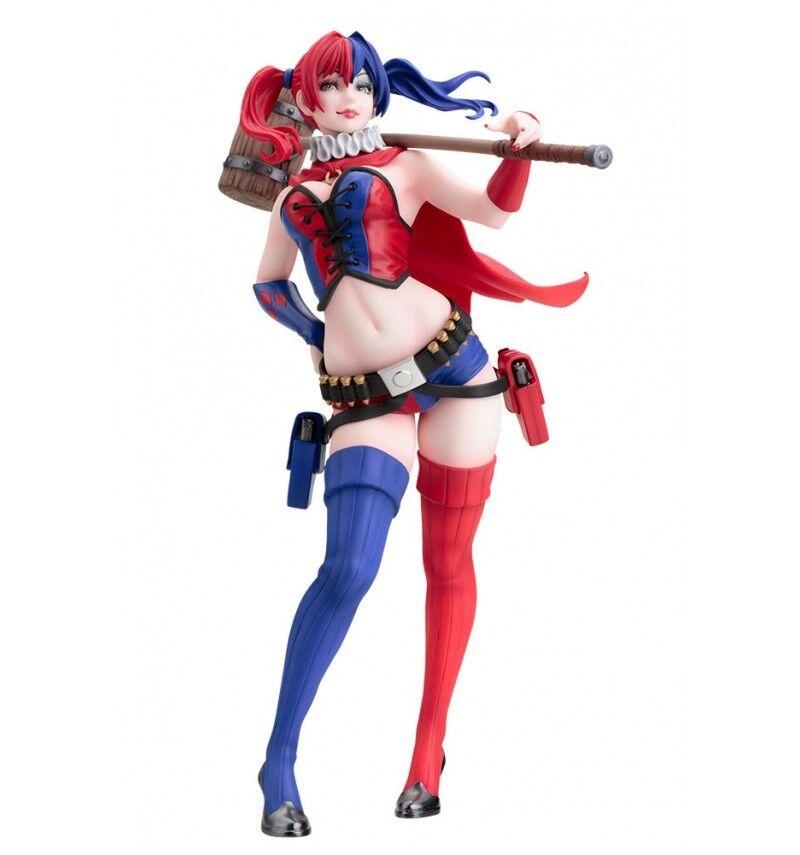 Kotobukiya Kotobukiya Kotobukiya Bishoujo Harley Quinn 1 7  New 52 32ec53