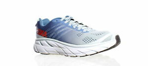 Hoka-One-One-Womens-Clifton-6-Gray-Running-Shoes-Size-7-1396065