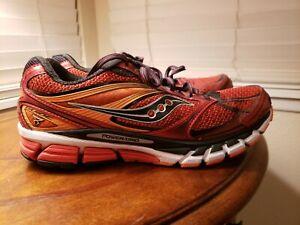 Para Hombres Zapatos Tenis Saucony Guide 8 Correr Talla 9