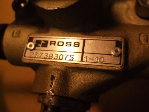 Details about  /Ross 2773B3075 Valve 110 Volt 50Hz *FREE SHIPPING*