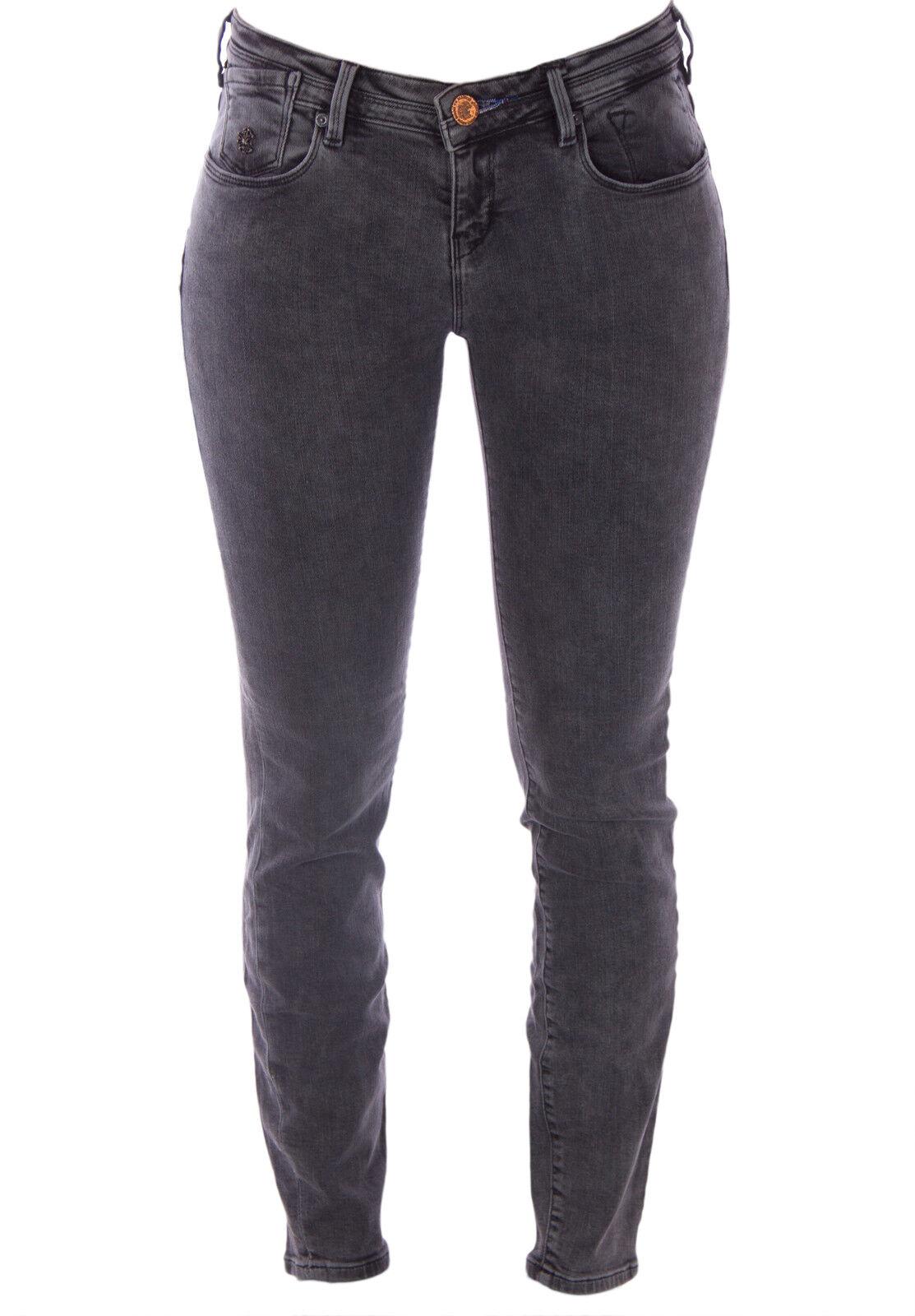 SCOTCH & SODA MAISON SCOTCH Graphite La Parisienne Skinny Jeans NWT
