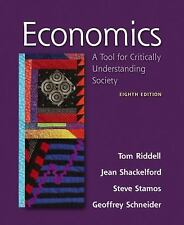 Economics: A Tool for Critically Understanding Society (8th Edition) (Addison-We