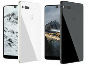 Essential Phone PH-1 128GB Black Moon/ Pure White Unlocked Smartphone