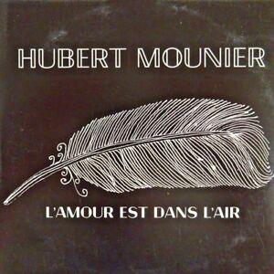 HUBERT-MOUNIER-L-039-AMOUR-EST-DANS-L-039-AIR-CD-SINGLE