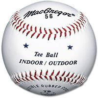 Macgregor® 56 Official Indoor/outdoor Tee Balls - 1 Dozen on sale