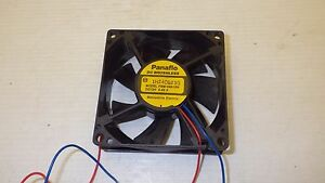 PANAFLO FBM-08A12H FAN 12V .22A 80X80X25MM