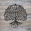 Yggdrasil Tree of Life Stencil Durable /& Reusable Mylar Stencils