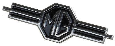 MG Radio blanking plate logo lapel pin - MGB MGC & Midget