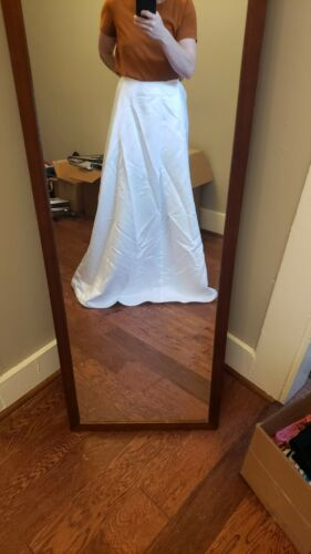 Wedding Skirt for Two Piece Dress