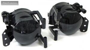 For-BMW-E90-E91-Pair-Fog-Lights-Foglights-M-Sport-Lamps-Halogen-Foglamps-smoked