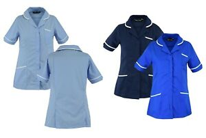Nurses-Healthcare-Tunic-Hospitality-Maid-Nurses-Carers-Therapist-Dentist-Uniform