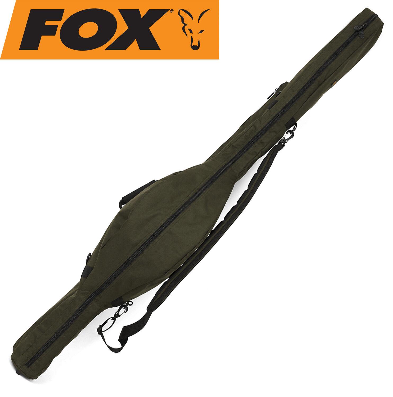 Fox R-Series Sleeve 2 Rod 12ft 192x34x26cm - Rutentasche für Karpfenruten