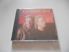 """Liaison """"Urgency"""" Super AOR cd 1991 Frontline Records New Factory Sealed"""