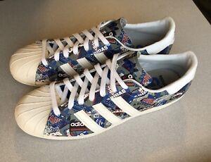 Details about Adidas x NIGO Superstar 80s Pioneer Pack