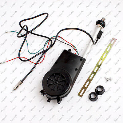 Electric Car Aerial Antenna Wing Power Booster For Holden Commodore/Statesman SS