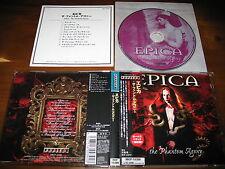 Epica / The Phantom Agony JAPAN+1 1ST PRESS OOP!!!!!!!! *X