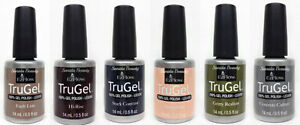 EZFlow TruGel Gel Polish LED UV- URBAN SOCIETY Fall 2017 Pick Your Color 0.5oz
