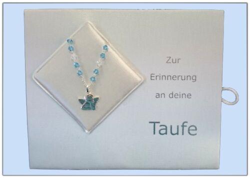 """Tolles Taufgeschenk /"""" TAUFBRIEF 605//b /"""" in blau"""
