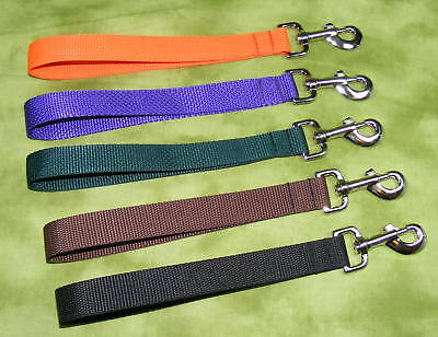 """Zonnig Traffic Leash 12"""", Great Value! 6 Colors, Your Choice! Tekorten"""