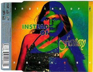Instead-Of-2-Maxi-CD-Fantasy-Belgium-M-M