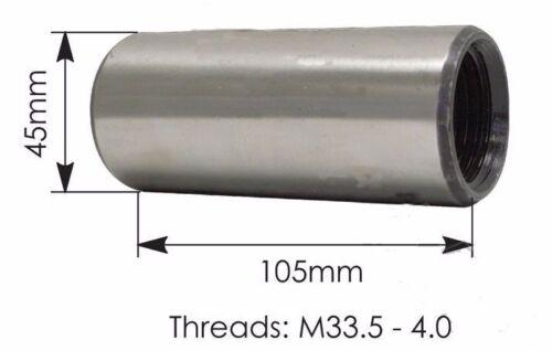 VOLVO  THREADED BUSHING VHD Bushing Only - No Seal VT #1075724 VN VM