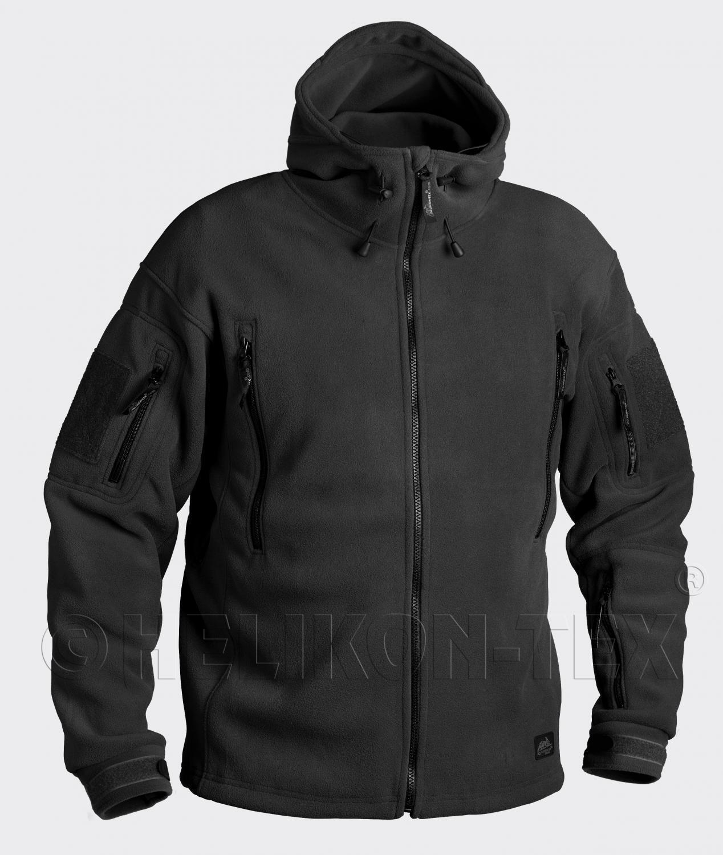 HELIKON TEX Polaire PATRIOT HEAVY Polaire TEX Capuche Veste Jacket Jungle Vert S/Small 4dbe8b