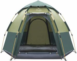 Tent-Camping-3-4-Person-Family-Durable-Waterproof-Storage-Portable-60-Sec-Setup