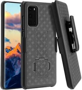 SAMSUNG-GALAXY-S20-CASE-BELT-CLIP-HOLSTER-SWIVEL-COVER-KICKSTAND-ARMOR-COMBO