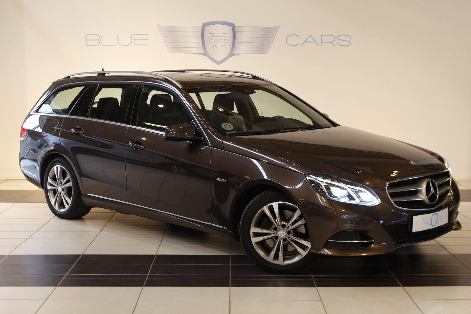 Mercedes E350 3,0 BlueTEC stc. aut. 5d - 2.068 kr.