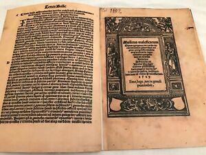 Malleus-Maleficarum-1519-Hammer-Of-Witches-Facsimile