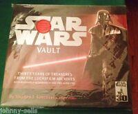 Star Wars Vault 30 Years Of Treasures Lucasfilm Archives Memorabilia 2 Cds
